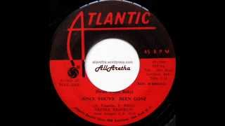"Aretha Franklin - (Sweet Sweet Baby) Since You've Been Gone / Ain't No Way - 7"" Barbados - 1968"