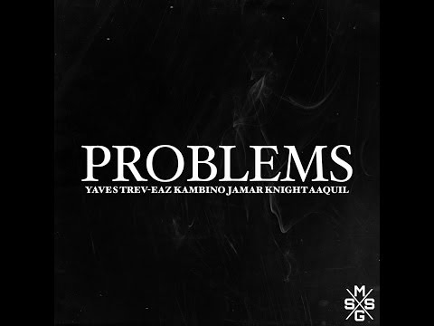 Yaves-Problems Official Video (@YavesEllis @SlingShotClique)