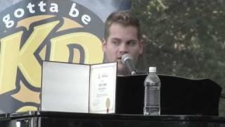 Canadian Idol: Theo Tams - Weak in the Knees