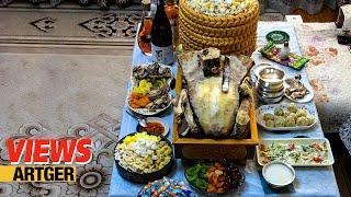 Mongolian White Moon Foods | VIEWS