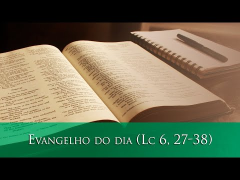 Download Evangelho do dia (Lc 6,27-38)-10/09/2020 HD Mp4 3GP Video and MP3