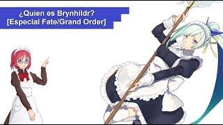 Brynhildr  - (Fate/Grand Order) - ¿Quien es Brynhildr? [Especial Fate/Grand Order]