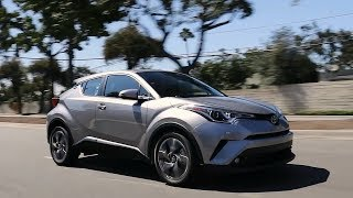 2018 Toyota C-HR - Review and Road Test