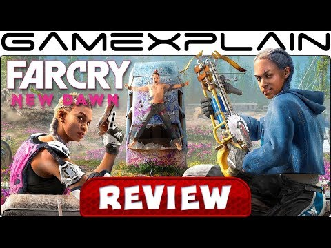 Far Cry: New Dawn - REVIEW (PS4, XBox One, PC) - YouTube video thumbnail