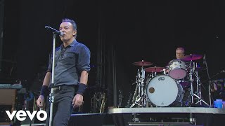 Bruce Springsteen - I'm On Fire (from Born In The U.S.A. Live: London 2013)