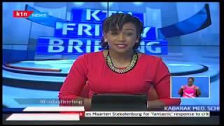 Friday Briefing: Retired President Moi opens ultra modern health facility in Kabarak Uni., 21/10/16
