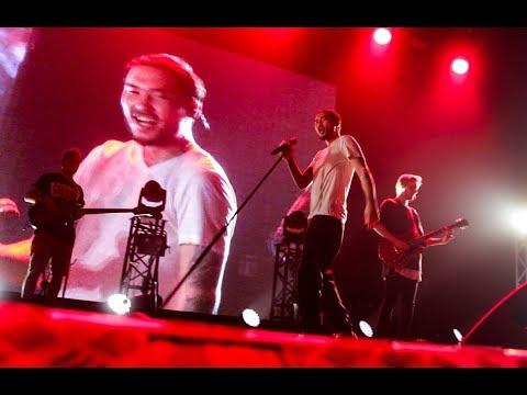 T-Fest Х Скриптонит - Ламбада (Санкт-Петербург live, А2, 26/05/17)