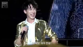 160813 상해콘서트 토크 모음 [허위주T한글자막]