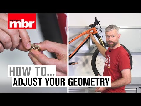 How to Adjust Your MTB Geometry | Mountain Bike Rider