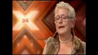 Danish X-Factor - Rapper Mormor