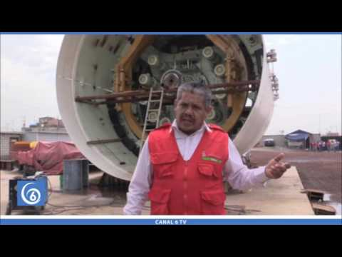 ODAPAS Construye drenaje profundo en Chimalhuacán