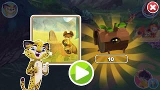 Приключения ЛЕО и ТИГ игра 2 смотреть онлайн
