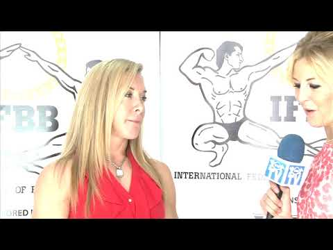 Interview Ryall Graber. Women Fitness Pro (Canada)