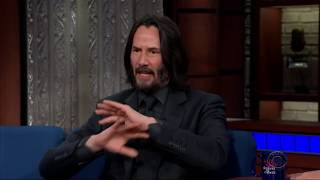 Keanu Reeves Has The Ultimate Answer For Question Of Life    What Happens After We Die?    John Wick