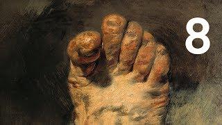 Adolph Menzel, Der Fuß des Künstlers
