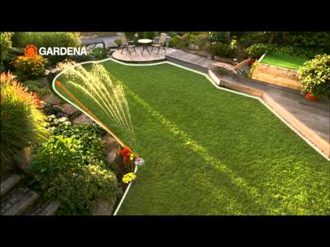 Gardena AquaContour (Versenkregner, Flächenregner)