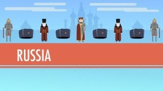 Russia, the Kievan Rus, and the Mongols: Crash Course World History #20