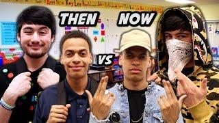 Elementary School Kids: THEN VS NOW