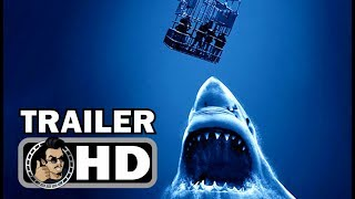 Open Water 3 Cage Dive  Exclusive Official Trailer 2017 Lionsgate Shark Horror Movie HD