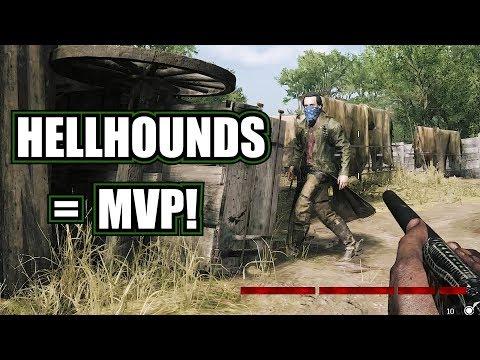 Good Moments of Hunt Showdown Gameplay #9