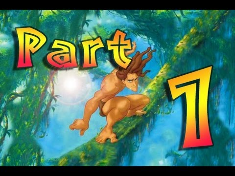 tarzan playstation game