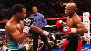 (Fight 41) Floyd Mayweather vs. Shane Mosley [2010-01-05]