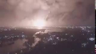 Východně od Teheránu došlo k výbuchu