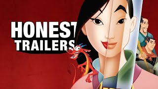 Honest Trailers | Mulan