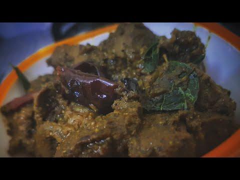 Mutton Liver Fry   Green Pepper Masala   Kaleji Fry