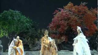 霹靂布袋戲-掃地僧vs一頁書