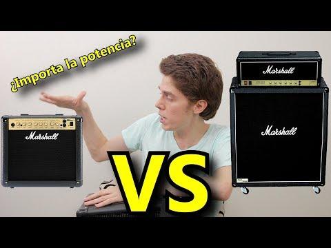 ¿Es Necesario Comprar Un Amplificador de Guitarra ENORME Para Sonar Bien?