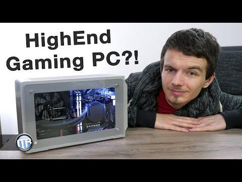 SO klein, SO viel Power! miniITX Gaming PC mit 8600k & RTX 2080!