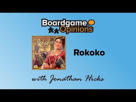 Boardgame Opinions: Rokoko