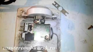 Холодильный раритет Полюс 2  Замена терморегулятора