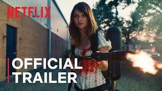 The Splattering   Official Trailer