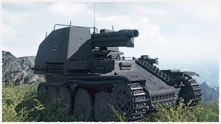 KOLOBANOV on ARTY Grille • 1 vs 5 • WoT How to play arty Grille