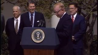 President Reagan's Remarks on the Superconducting Super Collider Program on March 30, 1988