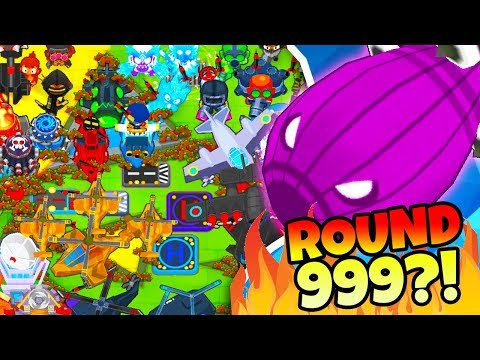 Bloons TD 6 | EVERY TIER 5 TOWER!?! *LONGEST BLOONS GAME EVER*