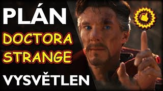 Plán Doctora Strange VYSVĚTLEN (Endgame + Infinity War) A CO VIDĚL NA TITANU (oficiálně)?