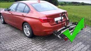 Heckträgeraufnahme BMW F30 330e abnehmbar 1146811