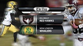 Full replay: New London at Killingly football