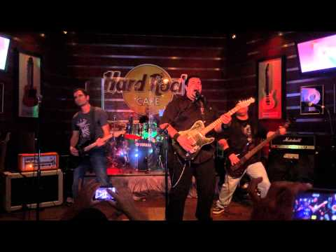thoughtless Hard Rock Cafe Hard Rock Rising 2014