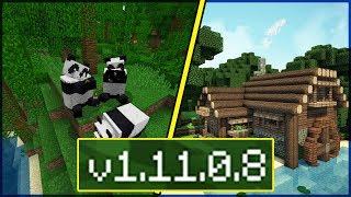 ВЫШЛА НОВАЯ ВЕРСИЯ Minecraft PE 1.11 | ОБНОВЛЕНИЕ МАЙНКРАФТ ПЕ 1.11.0.8 | ОБЗОР И СКАЧАТЬ