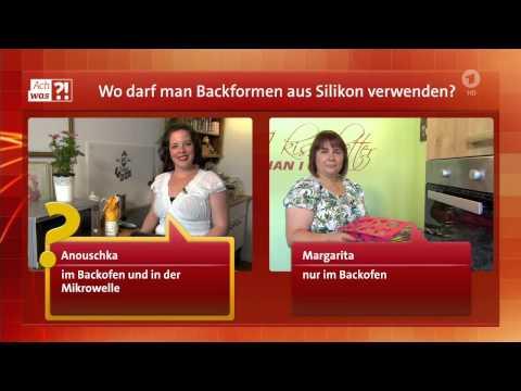 ARD Buffet ach was !  Silikonbackform