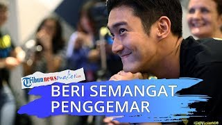 Cara Siwon Beri Semangat Penggemar Lawan Corona, Gunakan Meme dan Pakai Bahasa Indonesia