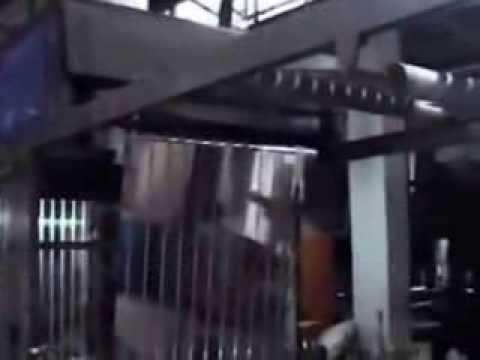 Metalized Window Machine