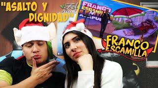REACCIONANDO A FRANCO ESCAMILLA | ASALTO Y DIGNIDAD (CON MI NOVIO)