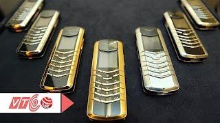 Mẹo phân biệt điện thoại Vertu nhái | VTC