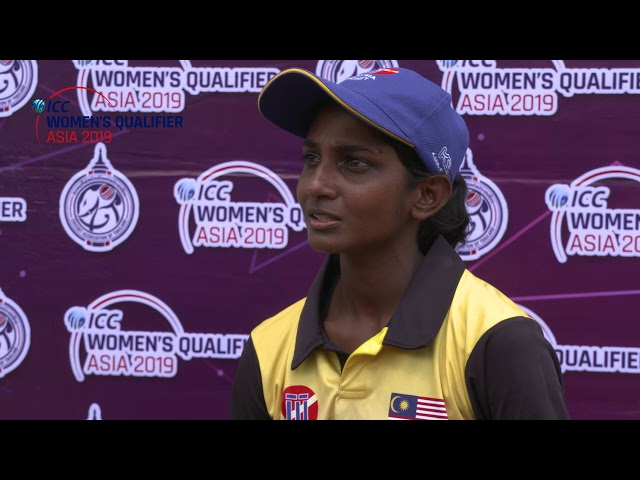 ICC Women's Qualifier – Asia 2019 | Kuwait v Malaysia highlights