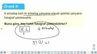 Eğitim Vadisi TYT Matematik 31.Föy Permütasyon Konu Anlatım Videoları
